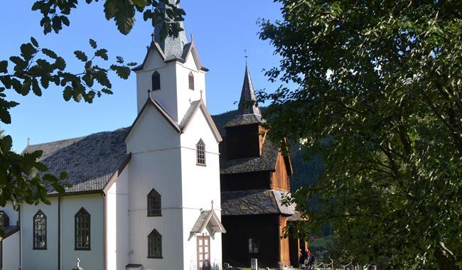 Torpo Stave Church Ål in Hallingdal