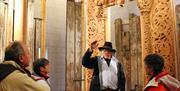 Cultural walk in the Stave Church Museum