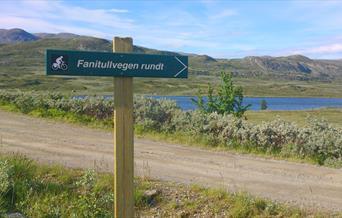 Roundtrip at Fanitullvegen