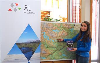 Kart og informasjon