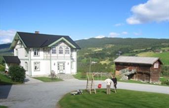 Svarteberg Fjellgard
