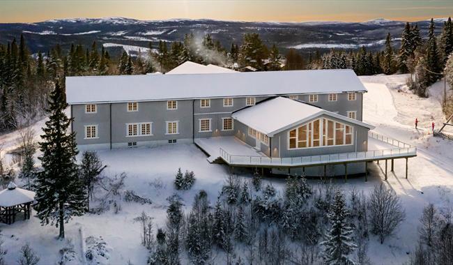 Liatoppen Fjellhotell MIDLERTIDIG STENGT