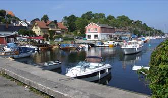 Langesund Gjestehavn, Kongshavn