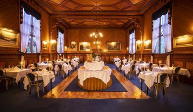 restaurant at Dalen Hotel