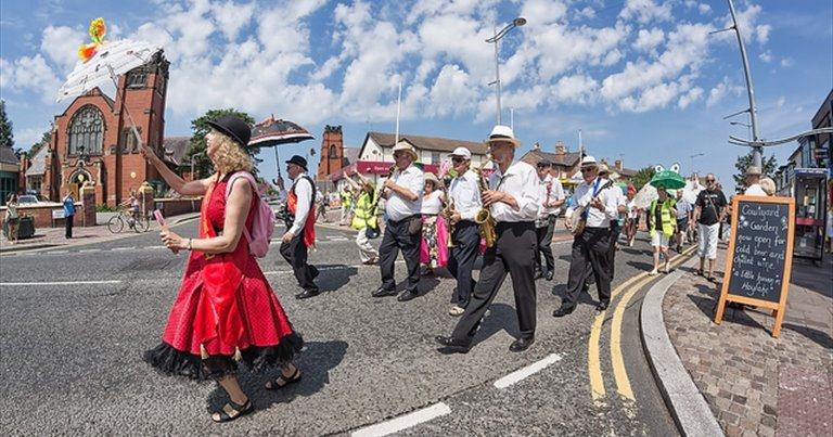 Wirral Festival of Firsts