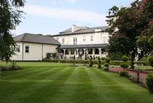 Thornton Hall Hotel & Spa Garden