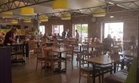 Port Sunlight Garden Centre cafe
