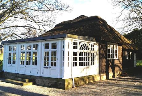 The Thatched Pavilion at Thornton Manor
