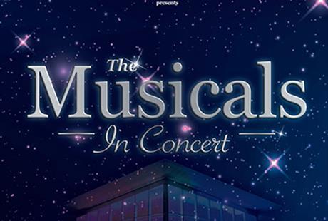 RESCHEDULED: The Musicals in Concert