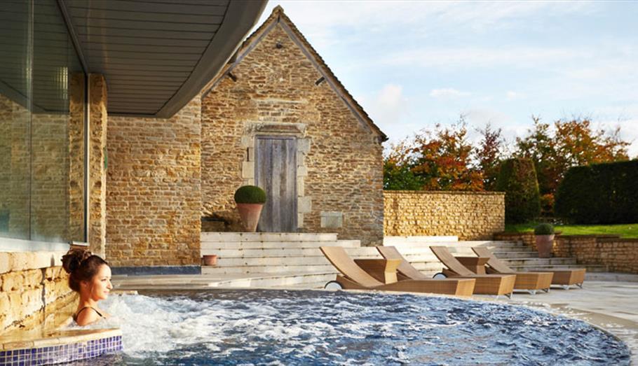 Aquarias Spa, Whatley Manor Hotel