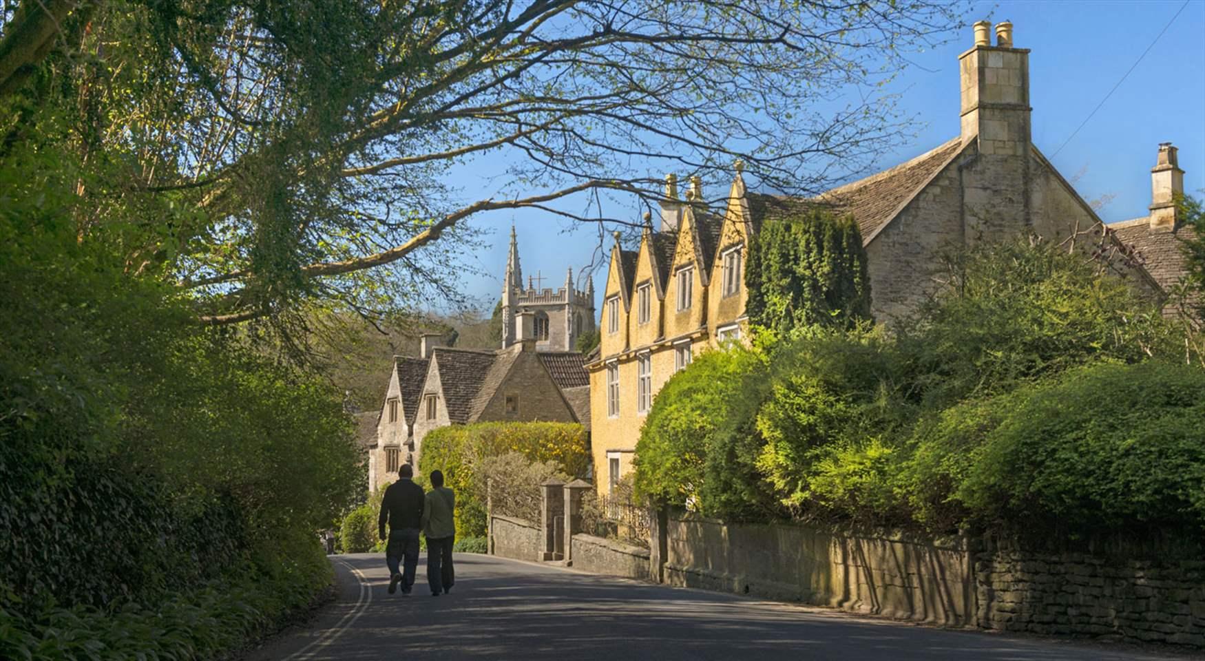 Castle Combe, Wiltshire