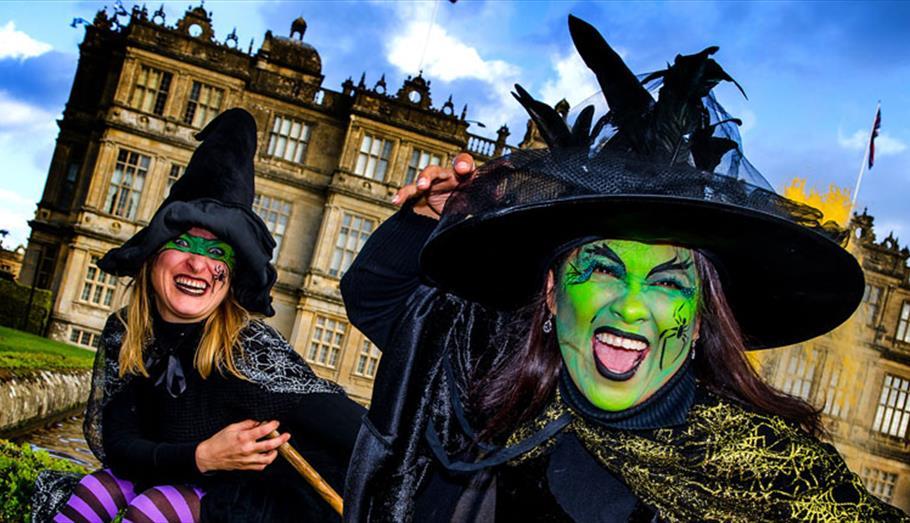 Halloween at Longleat