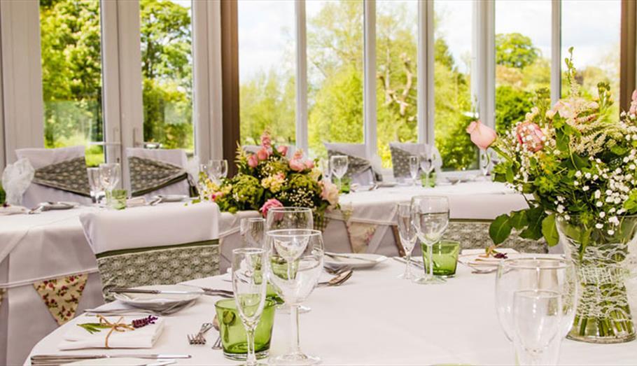 Wedding at Legacy Rose & Crown Hotel
