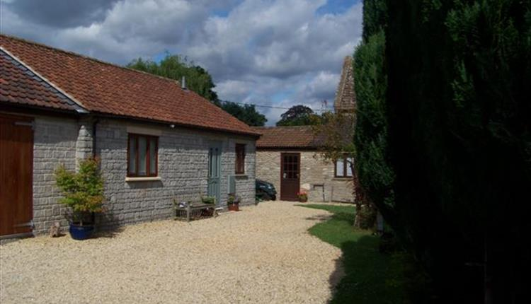 The old Post Office Cottage