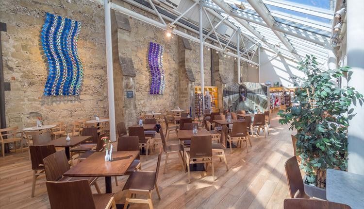 Refectory Restaurant at Salisbury Cathedral (C) Ash Mills