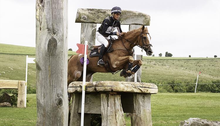 Barbury Castle International Horse Trials