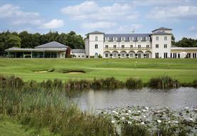 Exterior of Bowood Hotel, Spa & Golf Resort