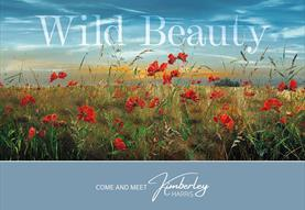 'Wild Beauty' Exhibition by Kimberley Harris. Meet the artist.