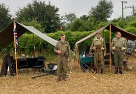 Wiltshire Home Guard - Living History Saturday