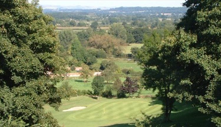 Erlestoke Golf Club