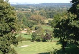 Erlestoke Golf Club