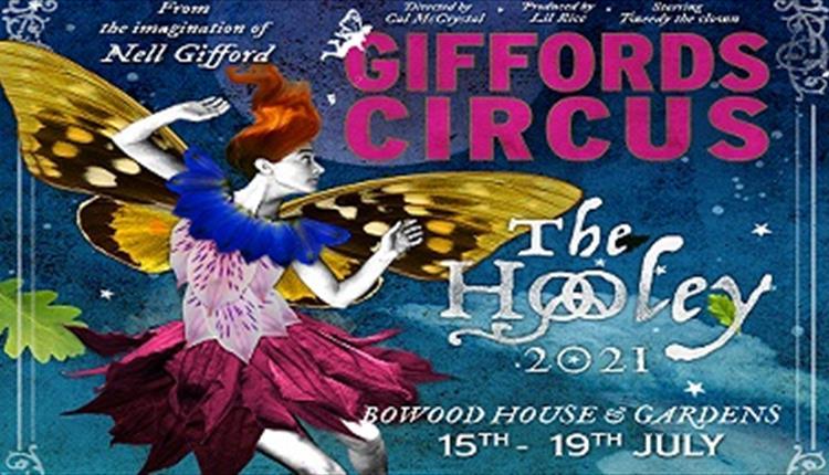 Giffords Circus at Bowood House & Gardens
