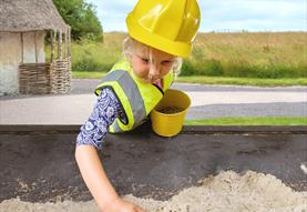 Stonehenge Kids' Dig