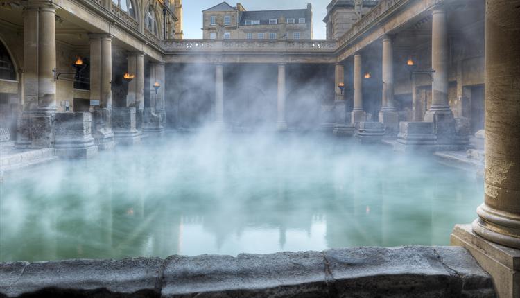 Roman Baths Bathing Complex