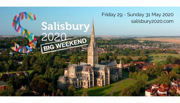 Salisbury 2020 Big Weekend - VIRTUAL FESTIVAL