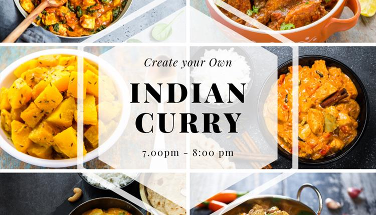 Online - Create your own Curry