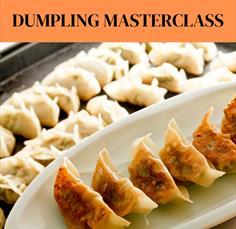 Masterclass: Chinese Dumplings