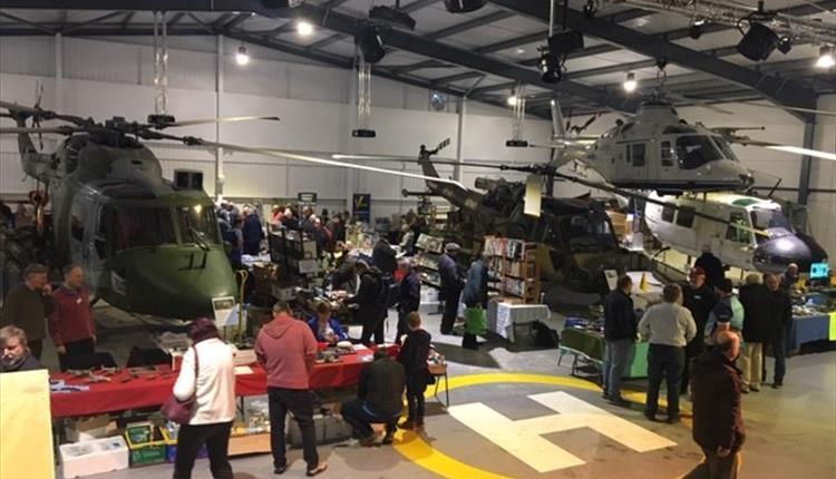 Aircraft Enthusiasts' Fair & Model Show 2021