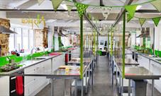 Farm Cookery School - pods 1