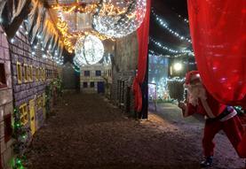 Santa's Grotto Experience