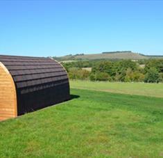 Totteridge Farm Camping Pods