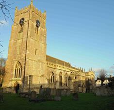 13th Century Highworth Parish Church