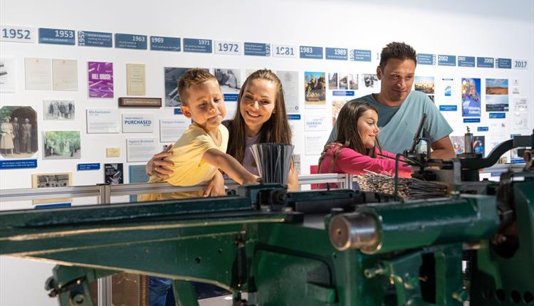 Visit Hillbrush museum