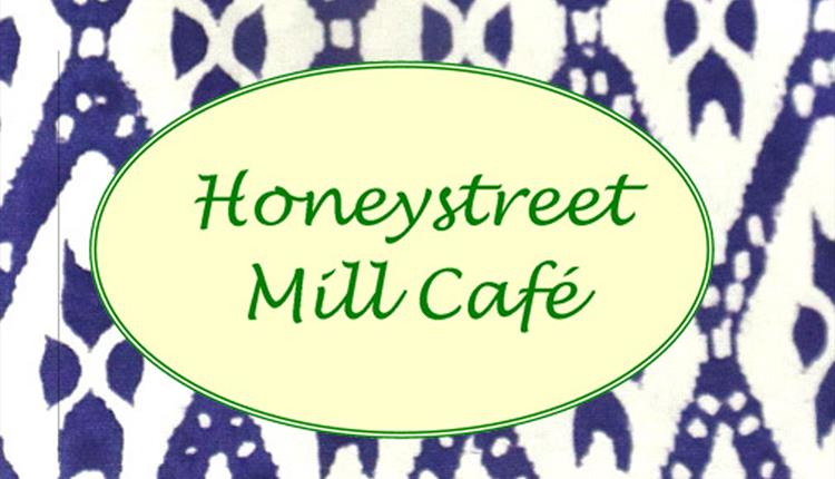 Honeystreet Mill Cafe on the Kennet & Avon Canal