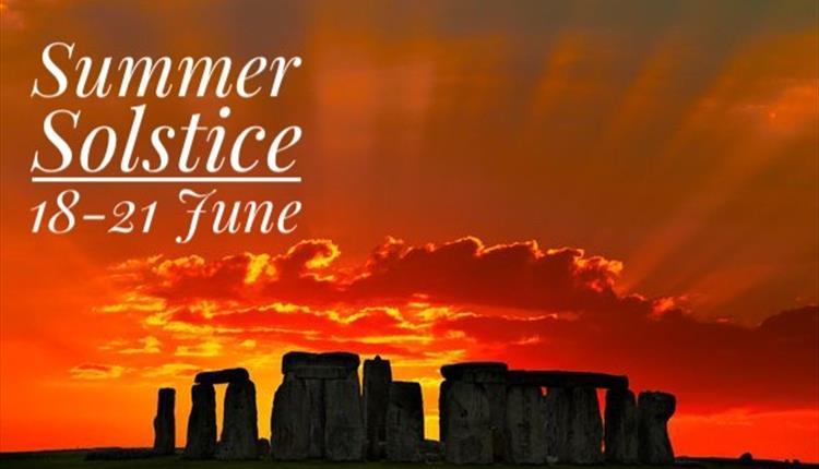 Summer Solstice Festival 2021 @ Stonehenge Campsite
