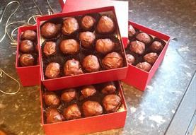 Chocolate & Truffle Making Class