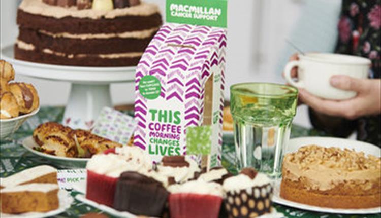 Annual Macmillan Coffee Morning