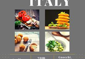 Italian Feast Cookery Class