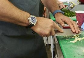 Festive Knife Skills Cookery Class With Peter Vaughan