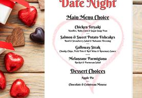 A Date with a Difference