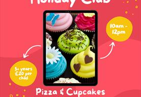 Holiday Cookery Club 5+ yrs