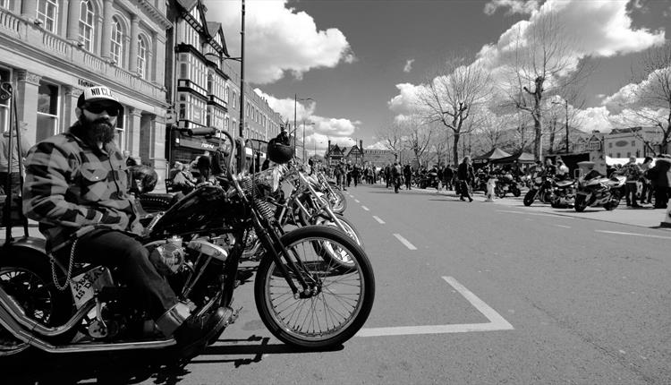 Motorcycle Group's Spring Bike Show