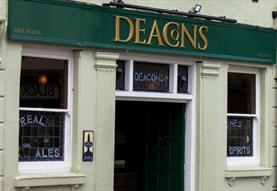 Deacons - Exterior