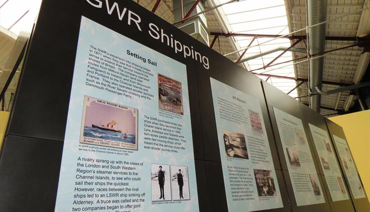 New display: GWR Shipping