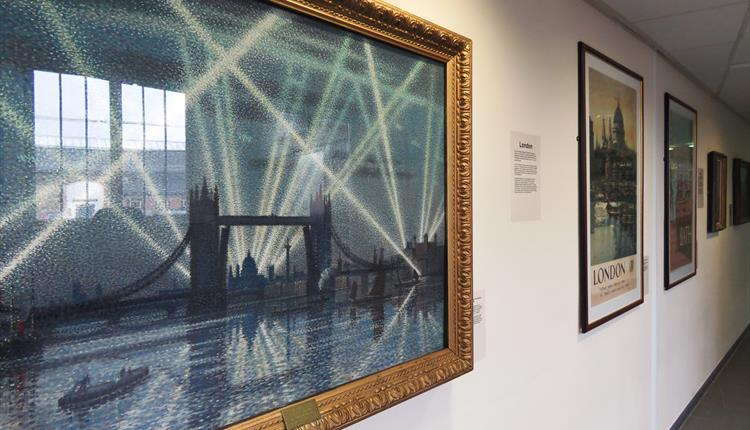 Special Exhibition: Through the Window