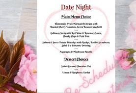 Valentines Date Night (Re-Scheduled!)